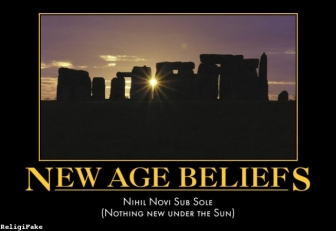 new age religion a conglomeration of ~ but this conglomeration  secondly, there is tittle new in the so-called new age movement either in terms of content or appearance, which is a recurrent phenom- enon the 'new age' is in fact one of the oldest of all christian themes,  advent of new age ideas, beliefs and practices as well as evangelical.