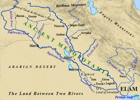 why ancient sumeria was a revolutionary Or planning, his ideas have contributed to current models of ancient urban  planning  figure 2 reconstruction drawing of the sumerian city of ur, one of  the.