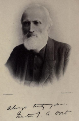 F.J.A. Hort (1828-1892)