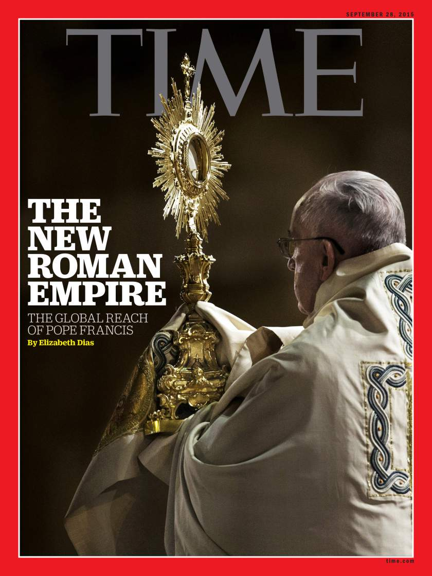 The New Holy Roman Empire Revolution For Jesus