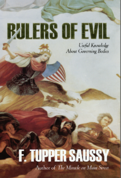 Rulers of Evil cover