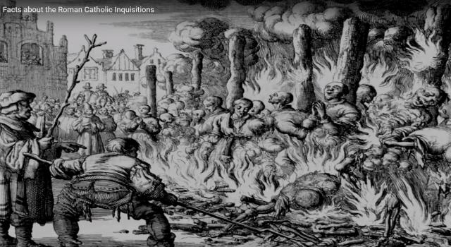 Catholic Spanish Inquisition