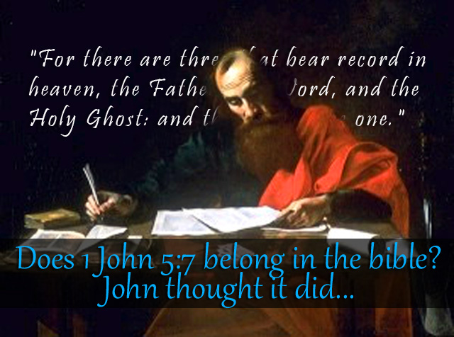 evidence-for-including-1-john-5-7-johannine-comma-kjv