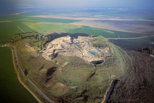 Tel-megiddo could be the site of Armageddon