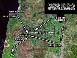 Megiddo at the crossroads