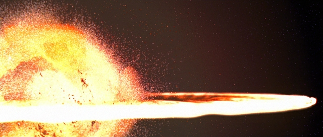 Alderaanexplosion