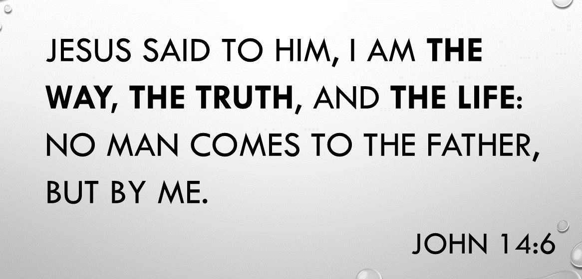 Only In Jesus Is Found The Way The Truth And The Life on 12 Disciples